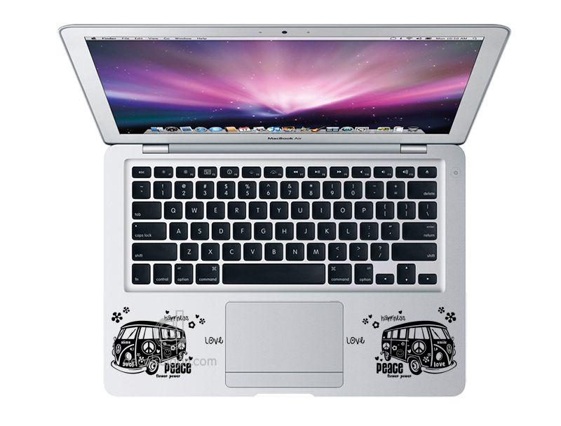 Mẫu Dán Decal Macbook - Nghệ Thuật Mac 47 cỡ 13 inch
