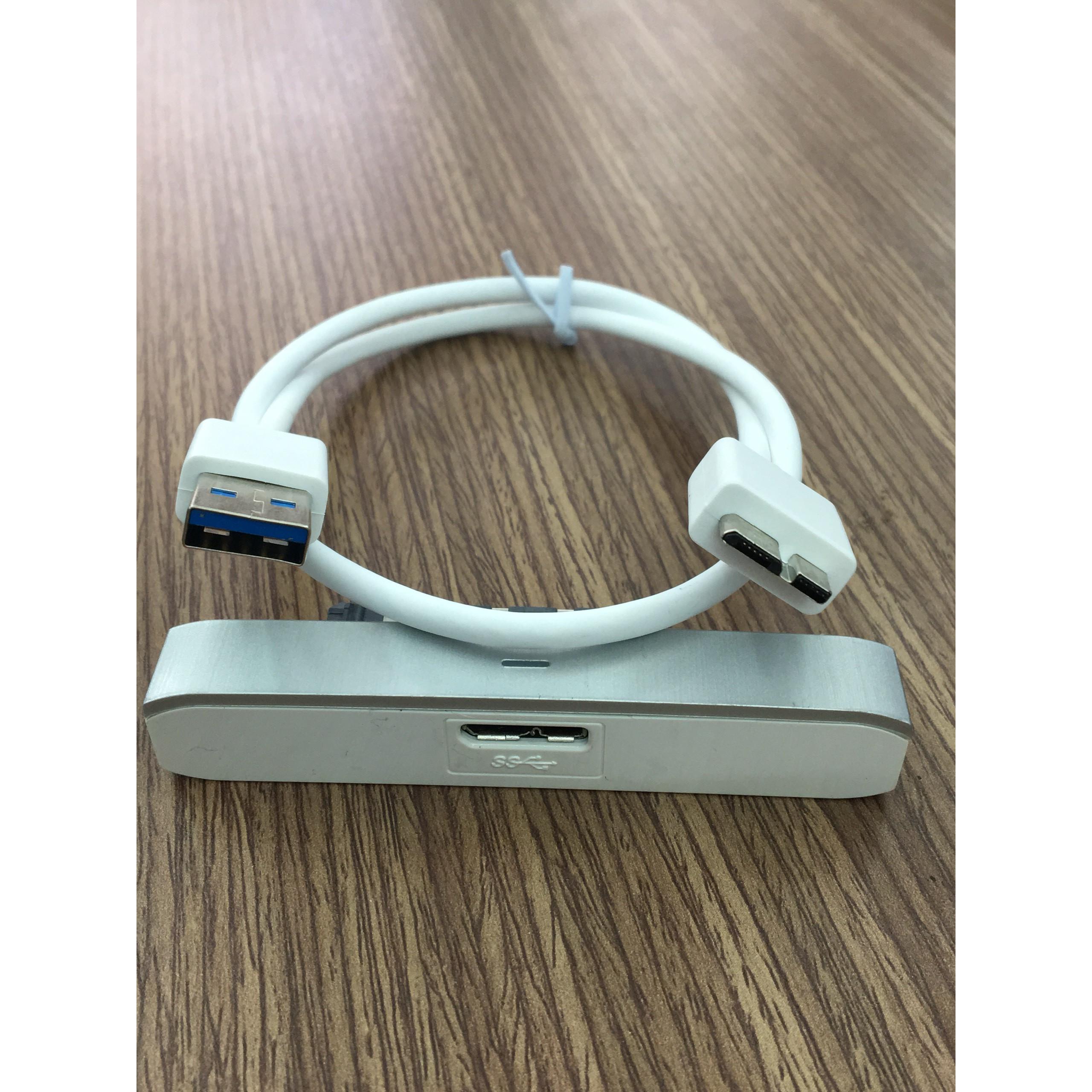 HDD Box USB 3.0/Dock Ổ Cứng - Cáp Ổ Cứng Di Động ( Màu ngẫu nhiên )