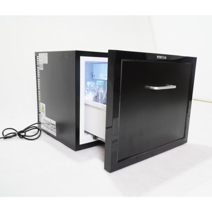 Tủ mát mini cánh kéo  - Tủ bảo quản mỹ phẩm, Mã BCH-45, Dung tích 40L, Thương hiệu HOMESUN, Sản phẩm chuyên dụng cho khách sạn, Hàng chính hãng