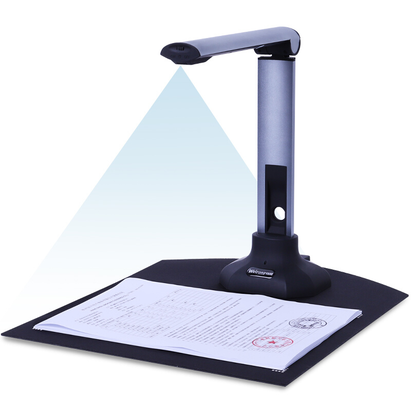 Máy scan màu di động Weirong GP8 - Hàng nhập khẩu