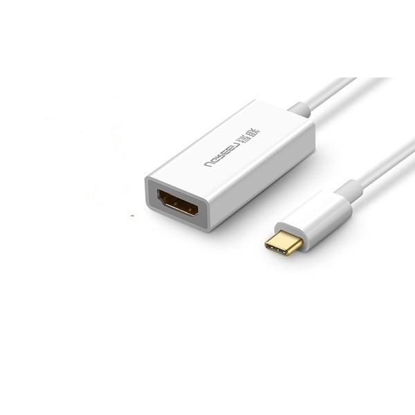 Cáp Chuyển USB Type-C To HDMI 4K*2K Ugreen 40273* hàng nhập khẩu