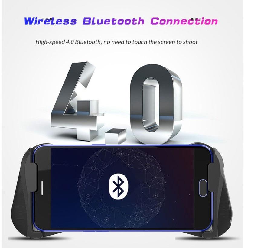 Bộ Tay Cầm Chơi Game Điện Thoại Bluetooth 4.0 MOCUTE 057 Dành Cho  Android, IOS -Hàng Nhập Khẩu