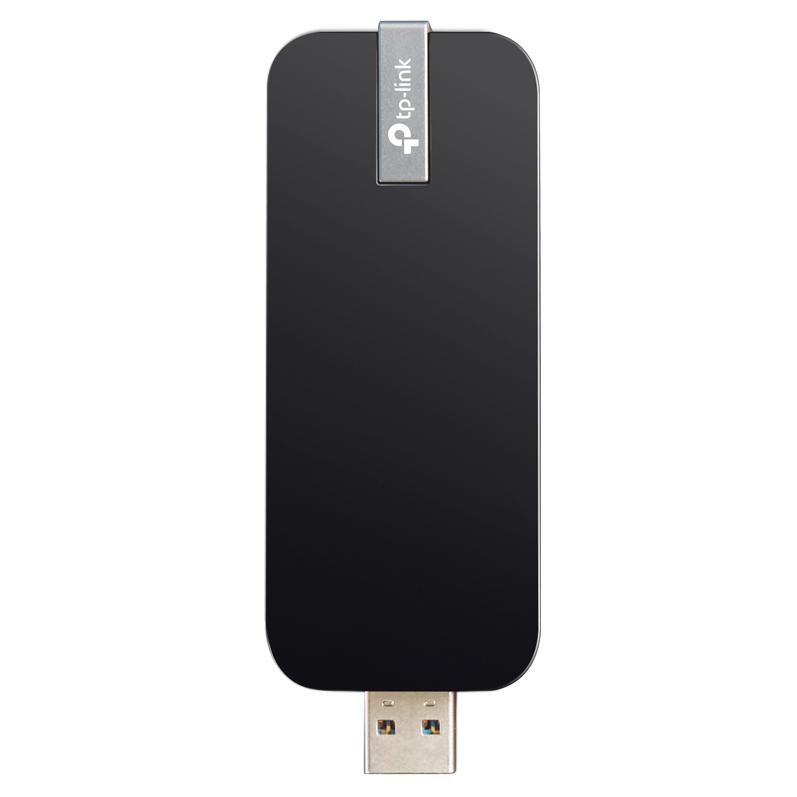 TP-Link Archer T4U - Bộ Chuyển Đổi USB Băng Tần Kép Wi-Fi AC1300 MU-MIMO - Hàng Chính Hãng