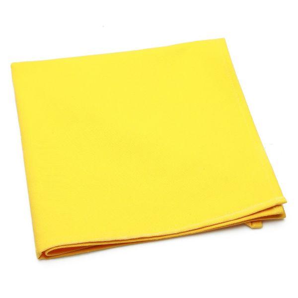 Combo 5 Cái Khăn Ăn Cadmium Lemon Napkin 45x45cm (Vàng Chanh)