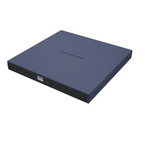 Ổ đĩa  DVD RW gắn ngoài cổng USB 2.0 mỏng cao cấp 50CM Ugreen 138OL40576CM Hàng chính hãng