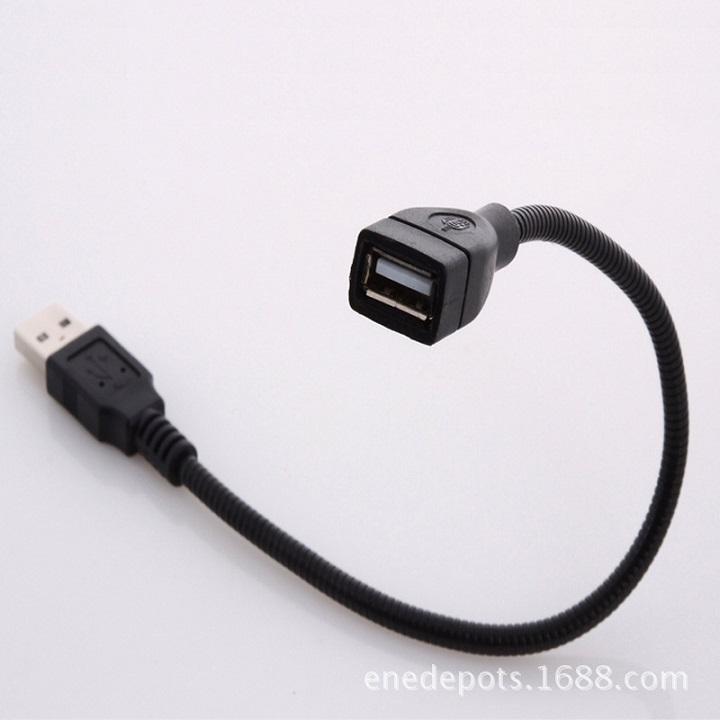 Dây uốn nối dài cắm USB ( màu ngẫu nhiên )