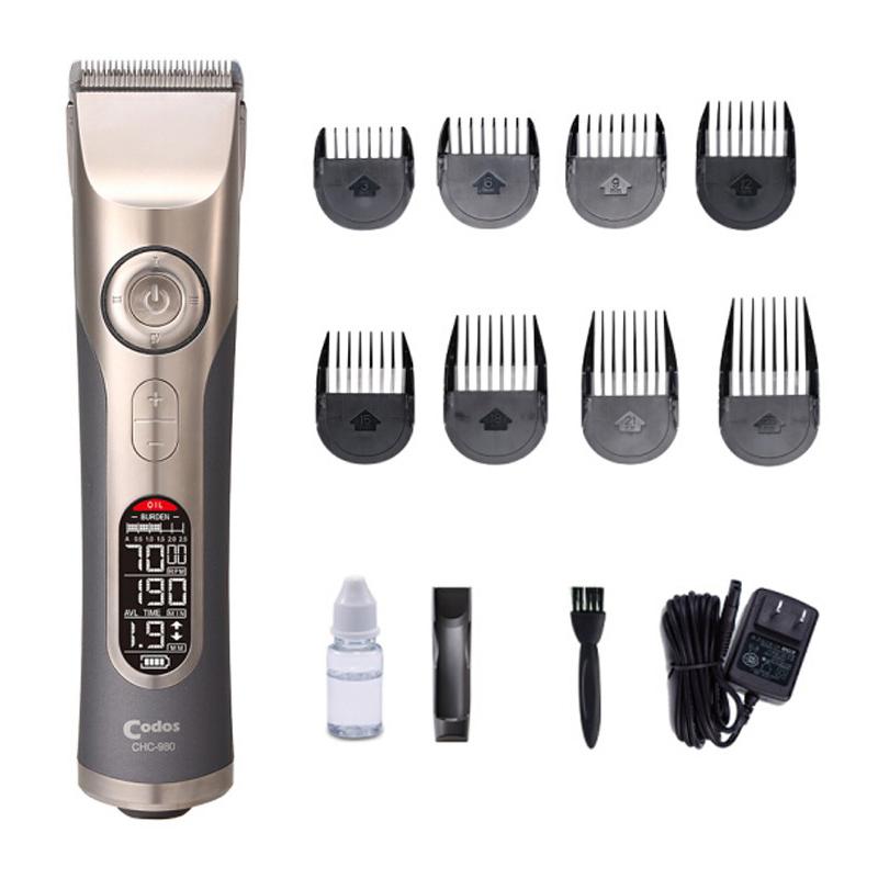 Tông đơ cắt tóc chuyên nghiệp công suất 7w codos CHC-980