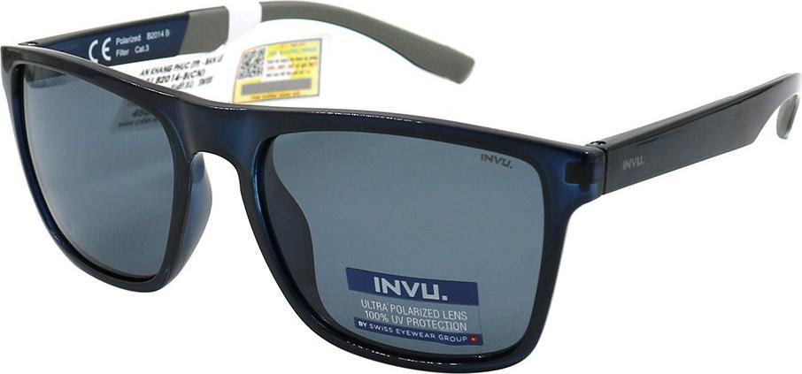 Kính mát chính hãng INVU B2014