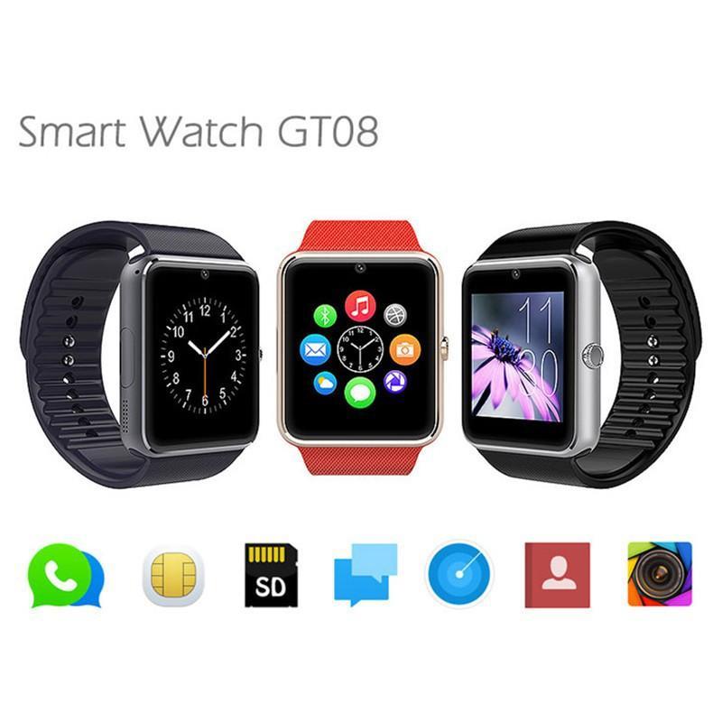 Đồng hồ thông minh GT08