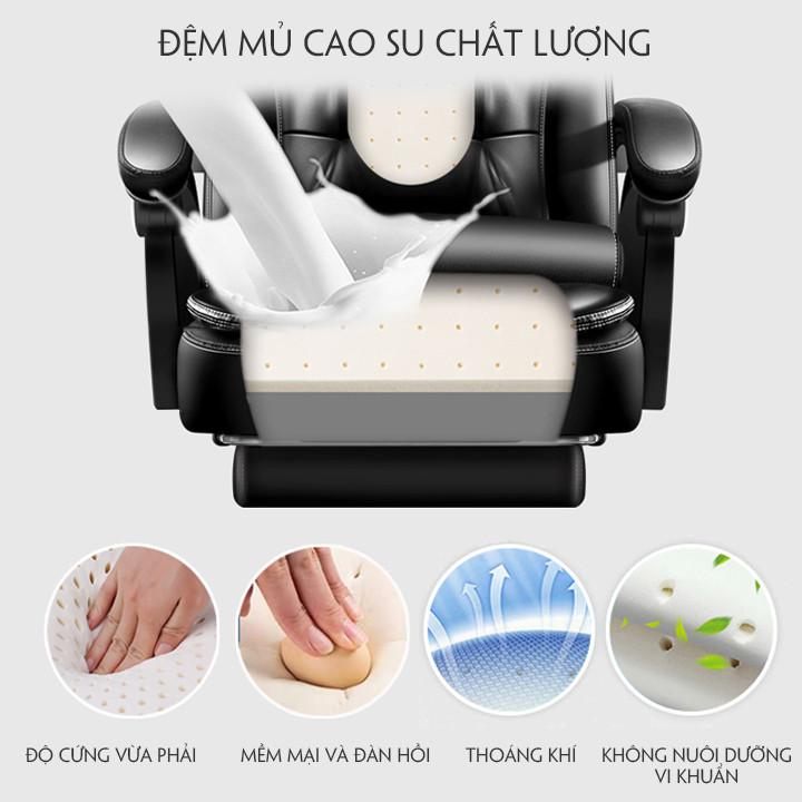 Ghế Văn Phòng Massage 5 Điểm Cao Cấp, Ghế Văn Phòng , Ghế Văn Phòng Có Mát Xa, Ghế Văn Phòng Mát Xa