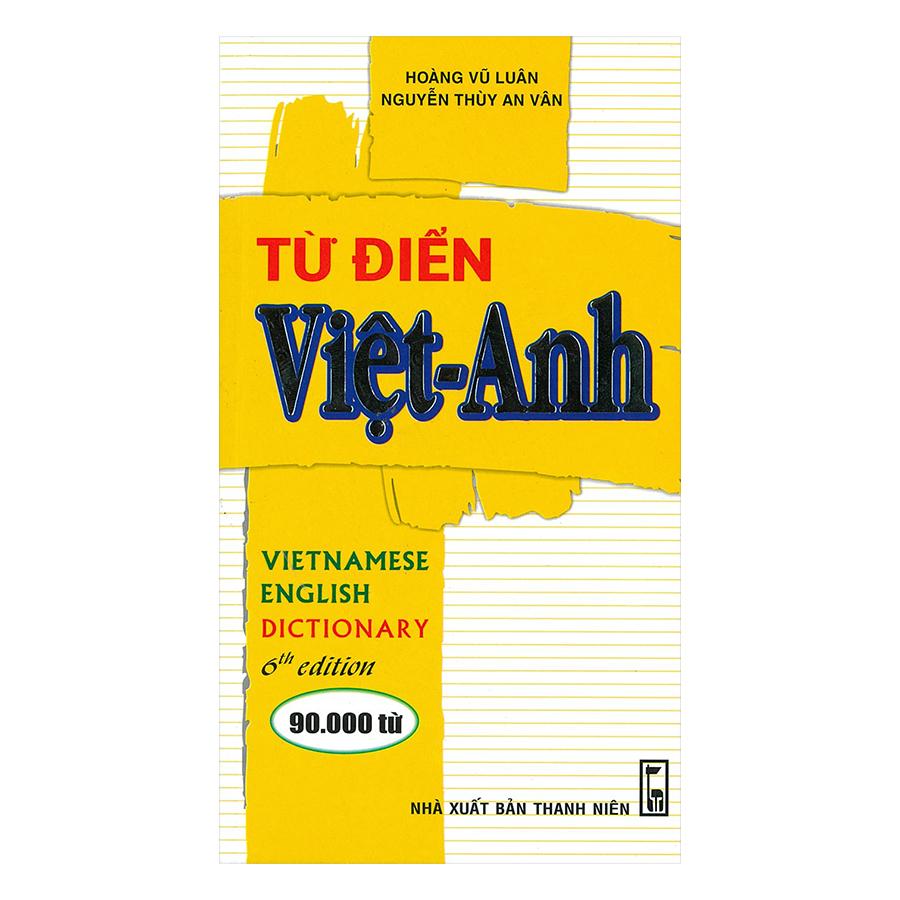 Từ Điển Việt - Anh 90.000 Từ