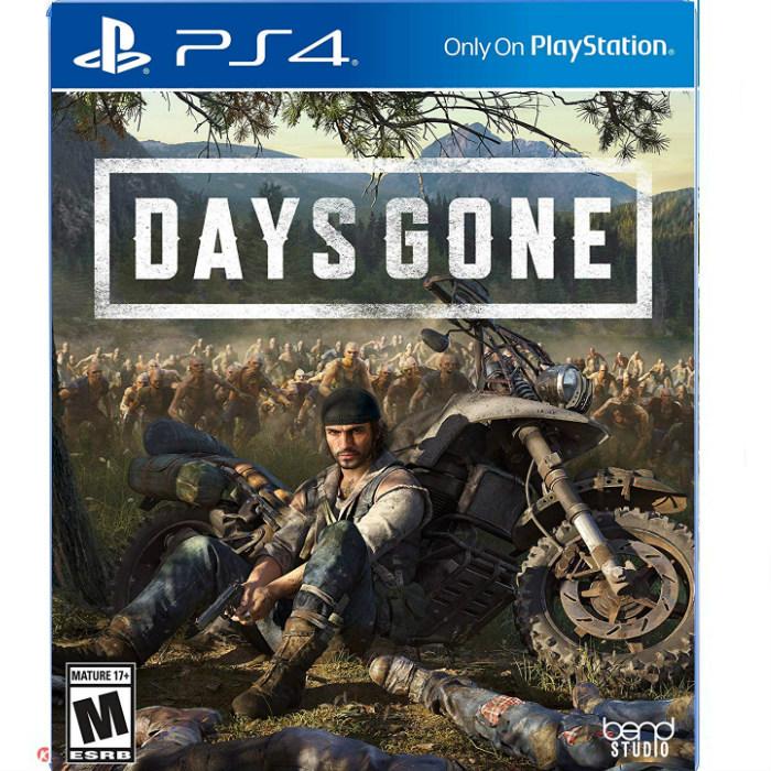 Bộ Máy Chơi Game Playstation 4 Pro 1tb Kèm Game Days Gone  - hàng chính hãng