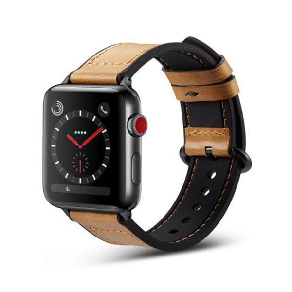 Dây da đồng hồ dành cho Apple watch S4