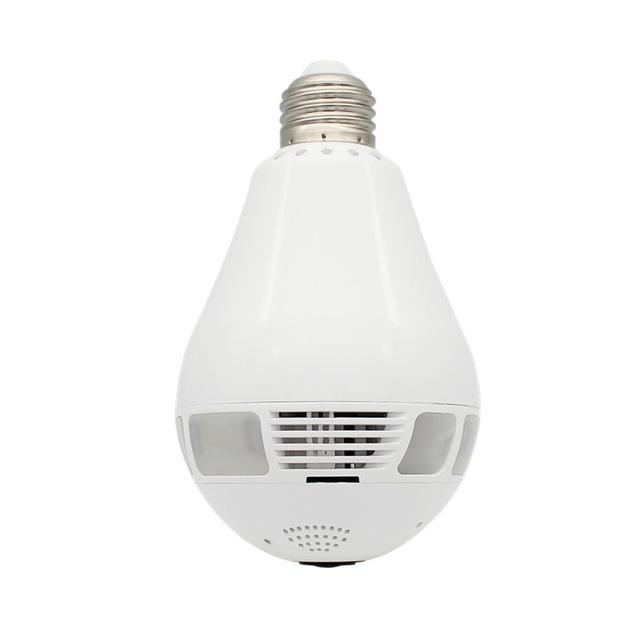 Camera giám sát WIFI Yoosee bóng đèn VR960 - Hàng nhập khẩu