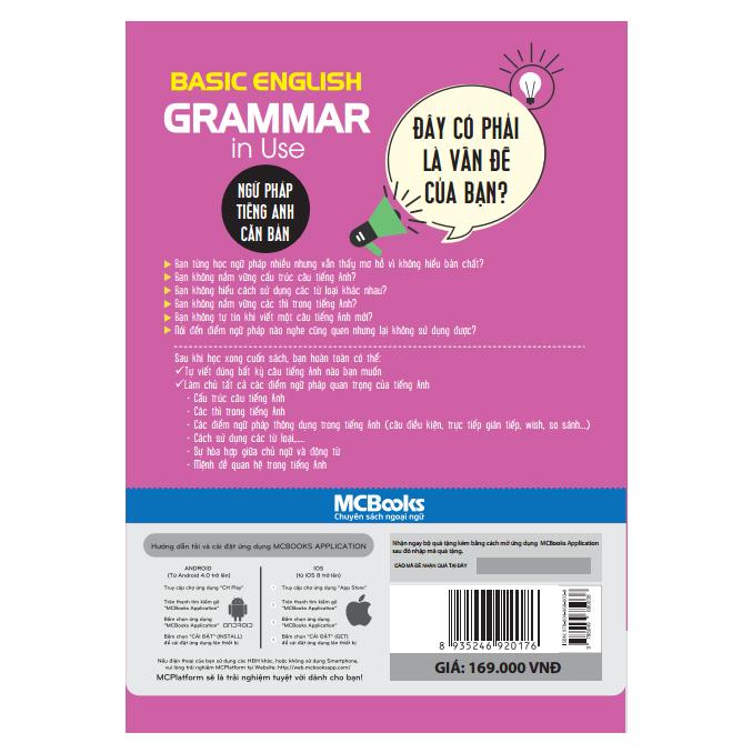Basic English Gramma In Use: Ngữ Pháp Tiếng Anh Căn Bản (Phiên Bản Chibi)