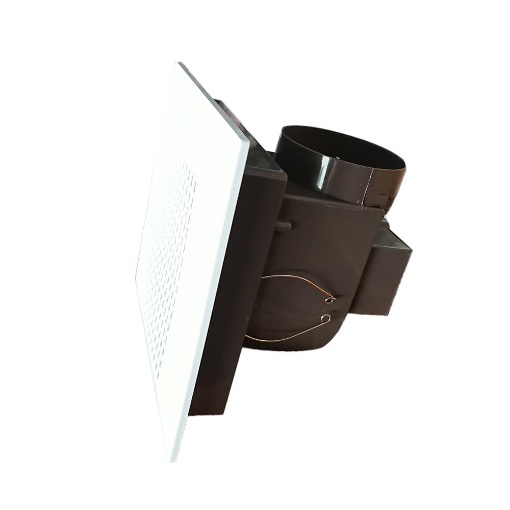 Quạt thông gió gắn trần có ống thổi ngang LiOA (EVF24CU7) - Hàng Chính Hãng