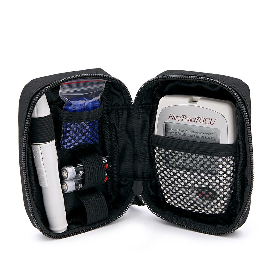 Máy đo đường huyết 3 trong 1 Rossmax Easy Touch GCU ET322| Đủ bộ 3 que thử đường huyết, cholesterol, acid uric