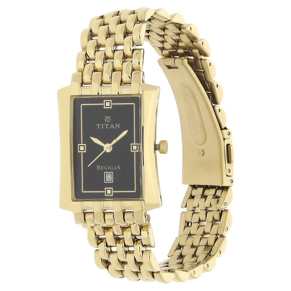 Đồng hồ đeo tay nam hiệu Titan  1927YM06