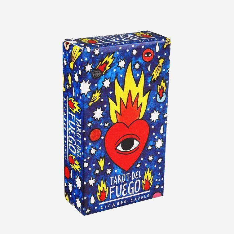Bộ Bài Del Fuego Tarot New  Cao Cấp