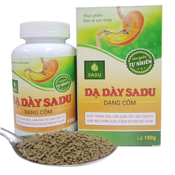 Cốm dạ dày Sadu 100g | Tiki