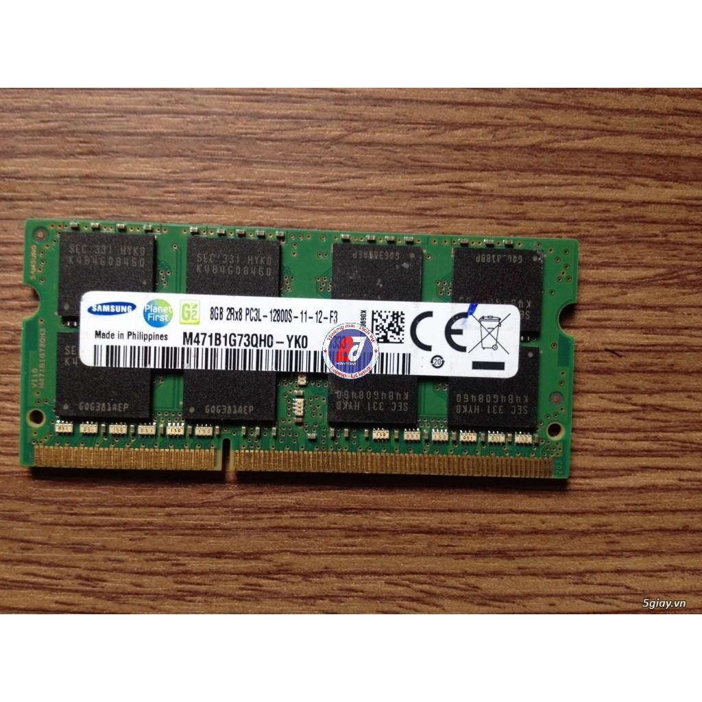 Ram Laptop DDR3 8GB Bus 1600/12800Mhz PC3L
