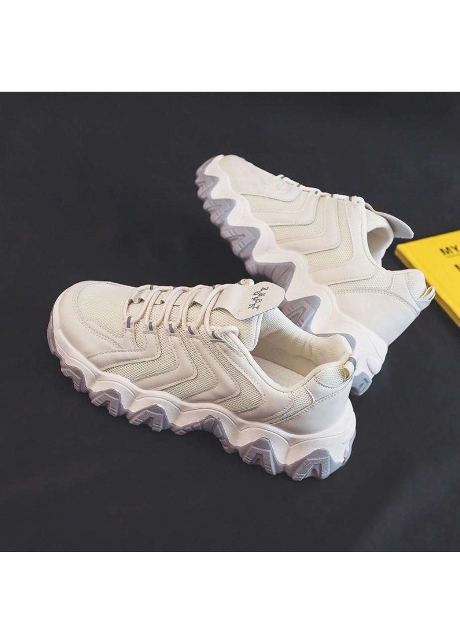 Giày nam sneaker thể thao - Giày phản quang mẫu mới phong cách trẻ hot trend hàn quốc QA363