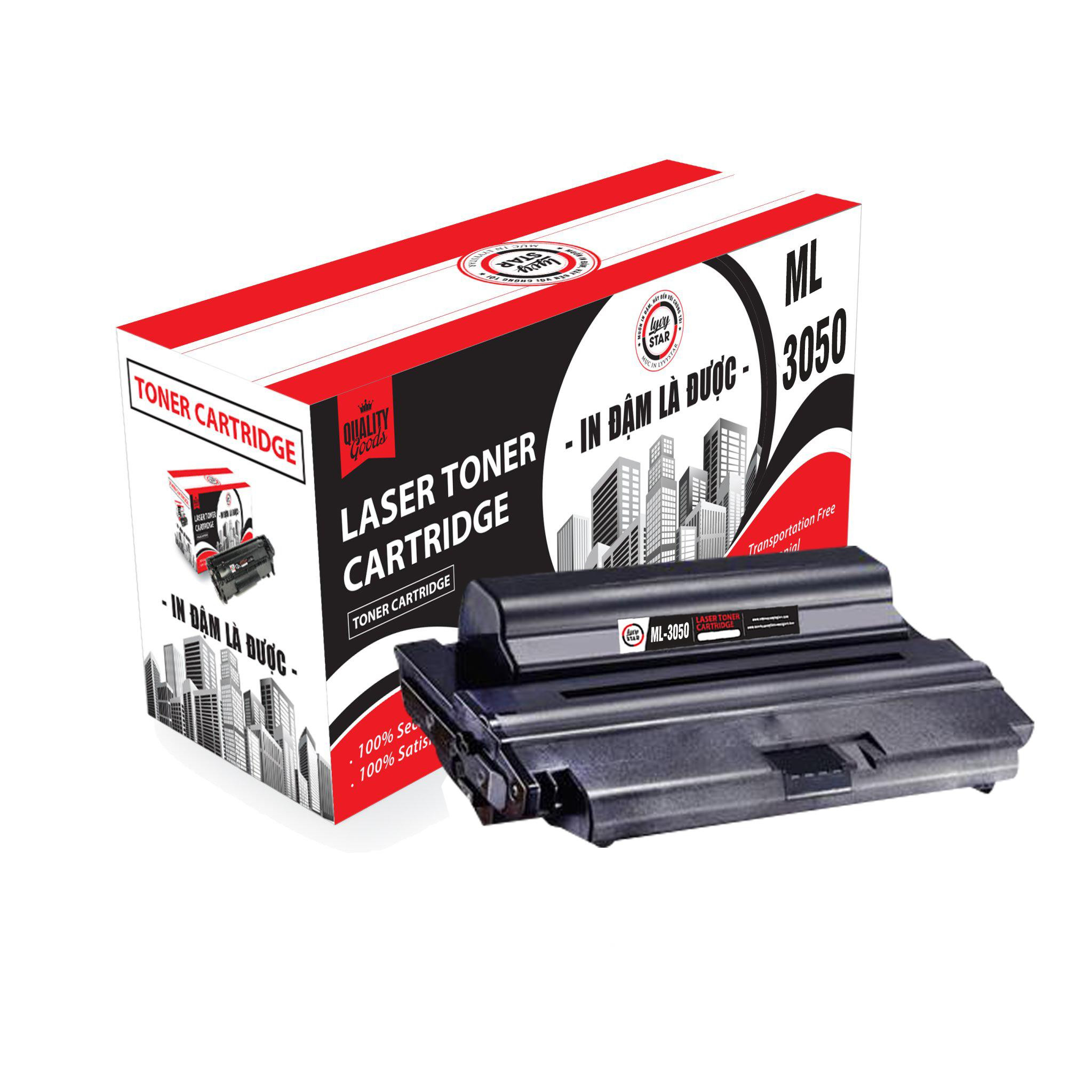 Mực cartridge Lyvystar ML-D3050A cho máy in Samsung - Hàng Chính Hãng