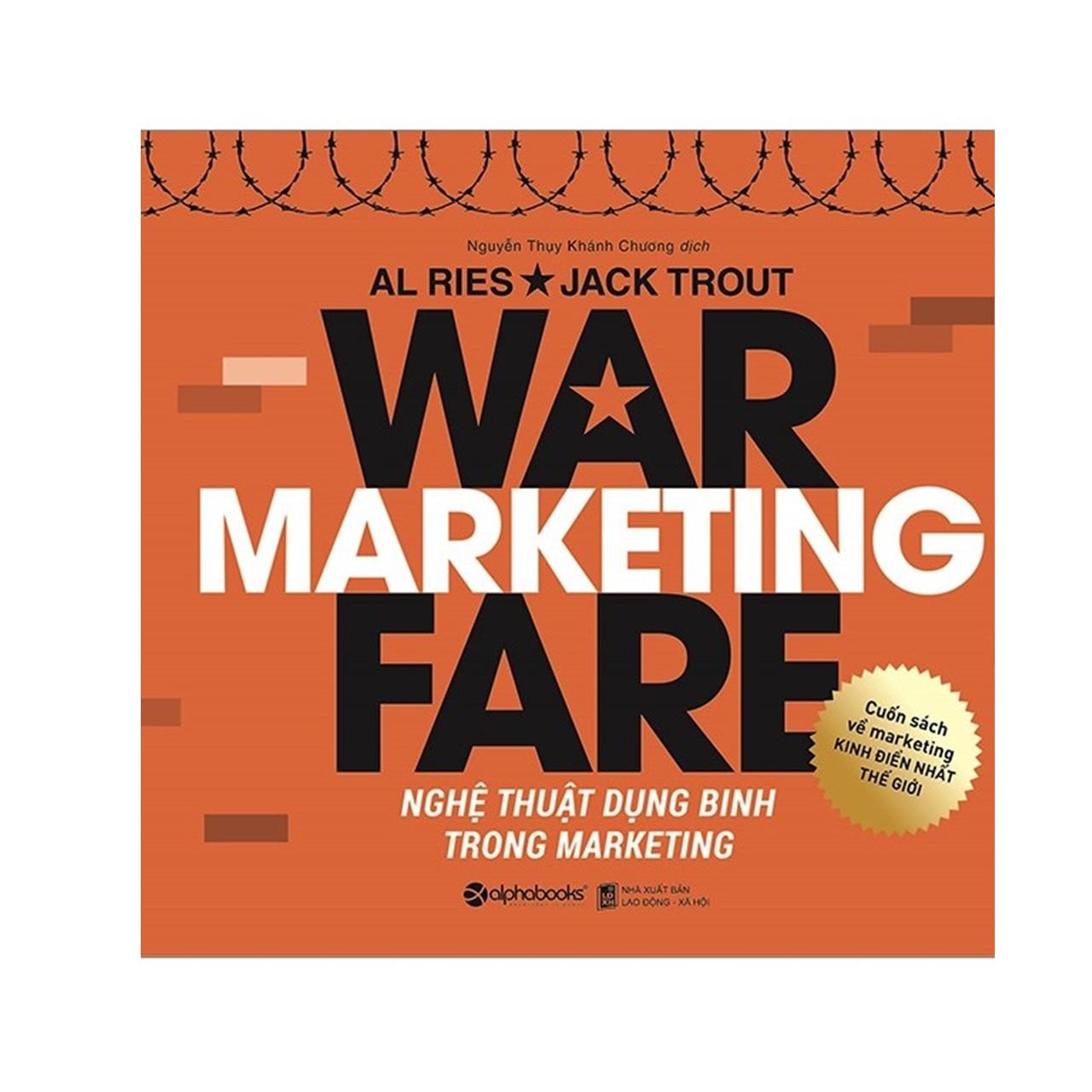 Combo Chiến Lược Marketing Hiện Đại: HBR ON - Marketing Chiến Lược + Nghệ Thuật Dụng Binh Trong Marketing
