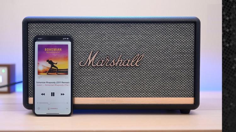 Khả năng chơi nhạc cực đỉnh của loa Marshall Stanmore II