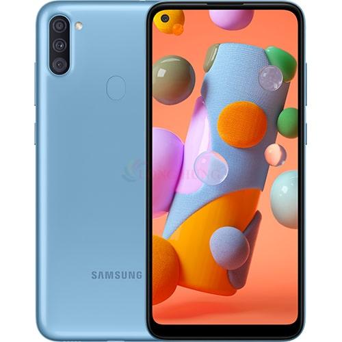 Điện Thoại Samsung Galaxy A11 32GB3GB - Hàng Chính Hãng - Đã kích hoạt bảo hành điện tử - ĐEN