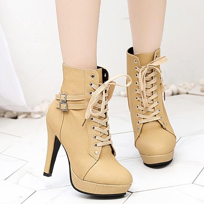 ️ Giày nữ cao gót dài 20457