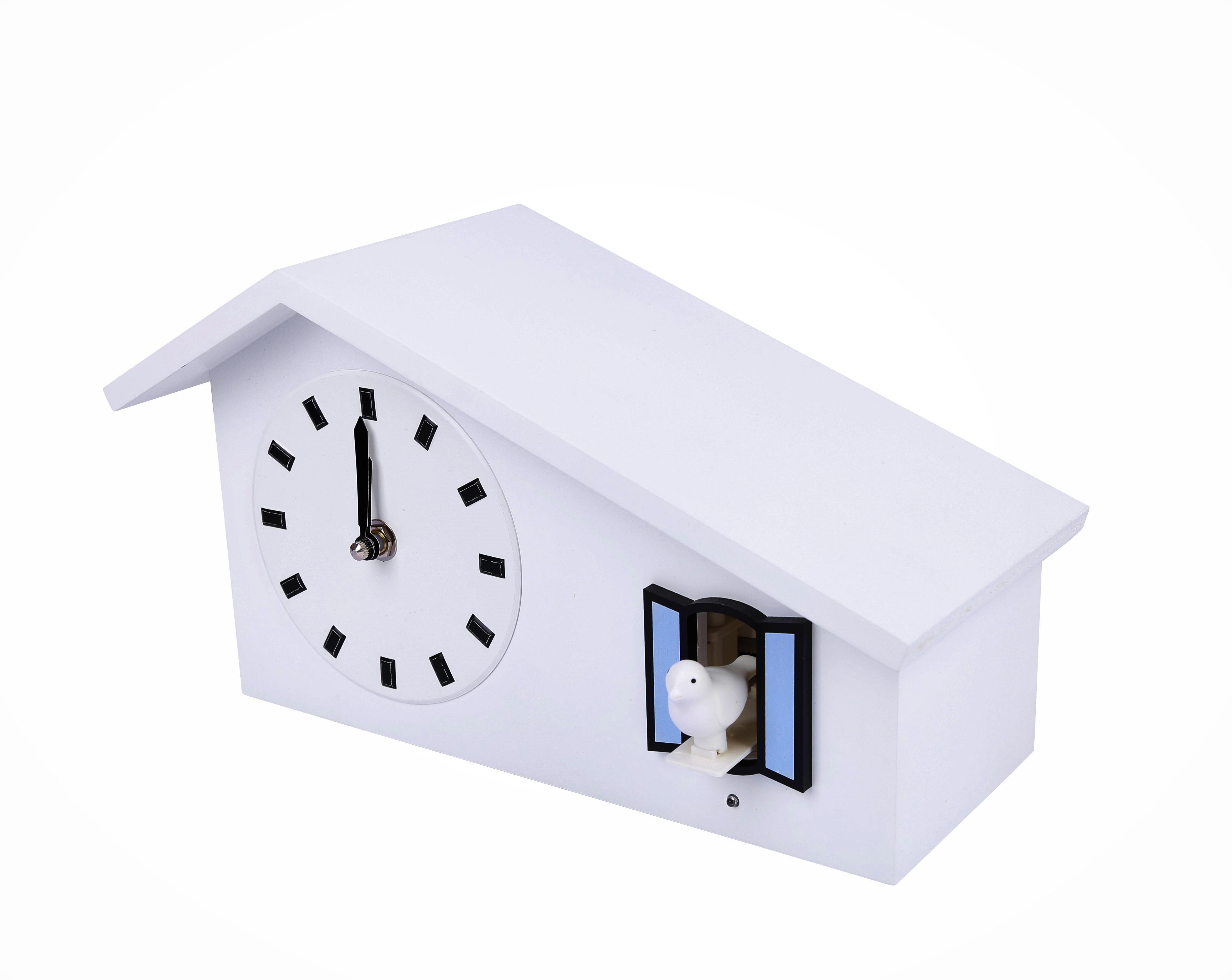 Đồng hồ Monote Rachel Cuckoo màu trắng