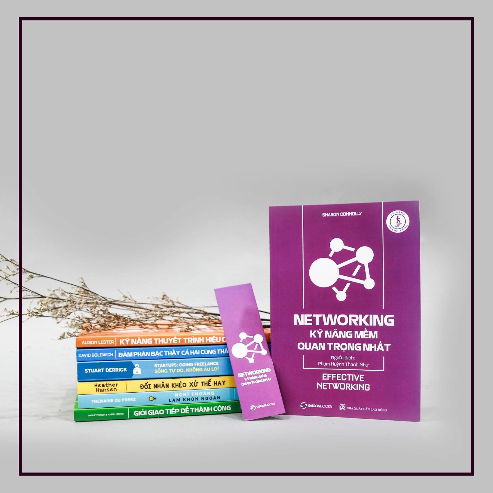 Combo 3 cuốn: Tôi, Tương Lai Và Thế Giới + Networking - Kỹ Năng Mềm Quan Trọng Nhất + Kỹ Năng Thuyết Trình Hiệu Quả