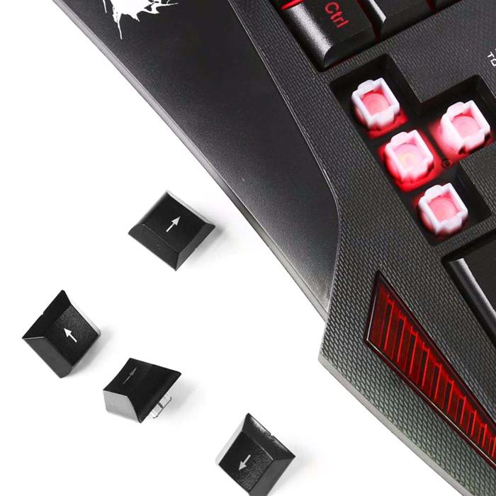Bàn Phím Chuyên Game Cao Cấp Marvo K650 Có Đèn LED - Hàng Chính Hãng