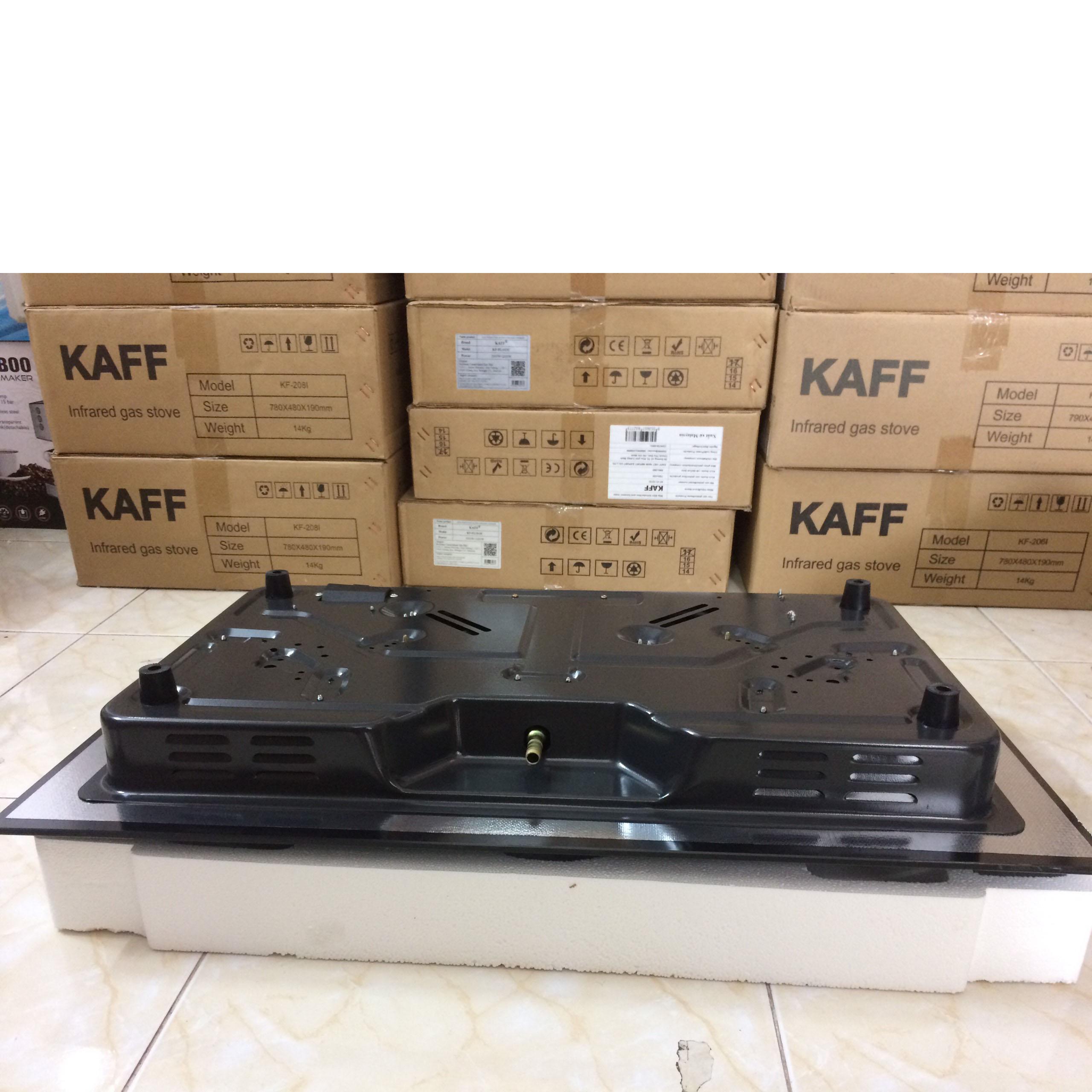 Bếp Gas Âm Hồng Ngoại KAFF KF-206I - Hàng chính hãng
