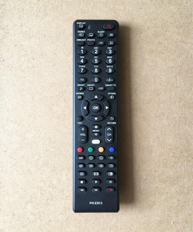 Remote Điều Khiển Dành Cho Smart TV, Internet Tivi, Ti Vi LED PHILIPS