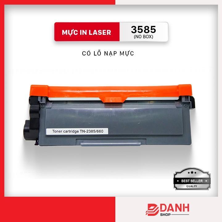 Hộp mực in dùng cho Brother HL 2321D/2361DN/2366DW/MFC 2701D/ 2300D/ 2340DW/ 2360D/...TN-2385/2325 - No box