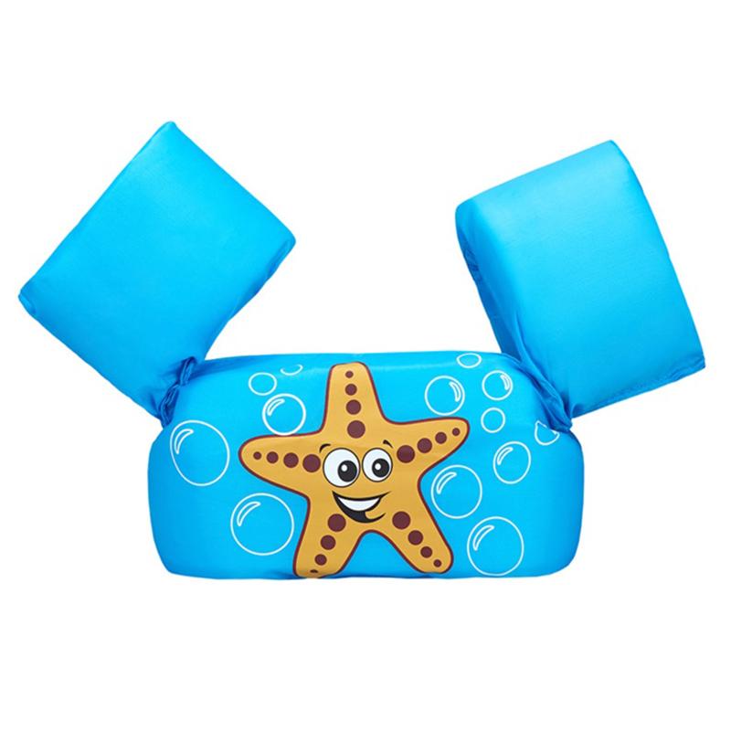 Áo phao tập bơi trẻ em 3 mảnh