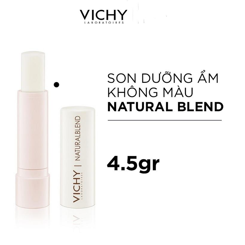 Son Dưỡng Ẩm Không Màu Vichy Naturallblend Hydrating Lip Balm 4.5g