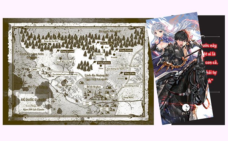 Biên Niên Sử Đế Chế Alexis - Kiêu Hùng Rung Chuyển Đất Trời (Tập 1)