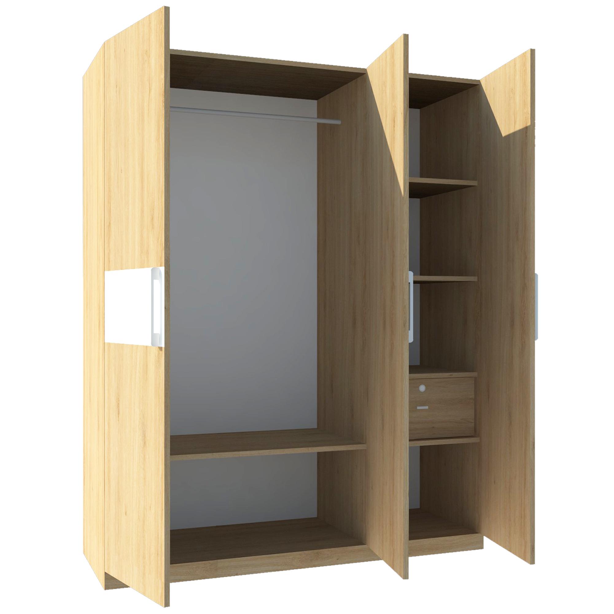 Tủ Áo FT021 (160cm x 200cm)