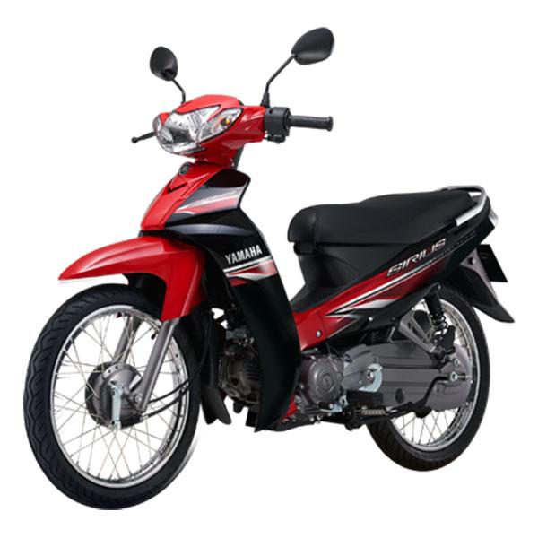 Xe Máy Yamaha Sirius Phanh Cơ - Đỏ