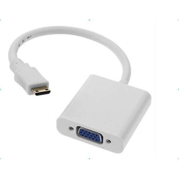 HDMI RA VGA (có audio)