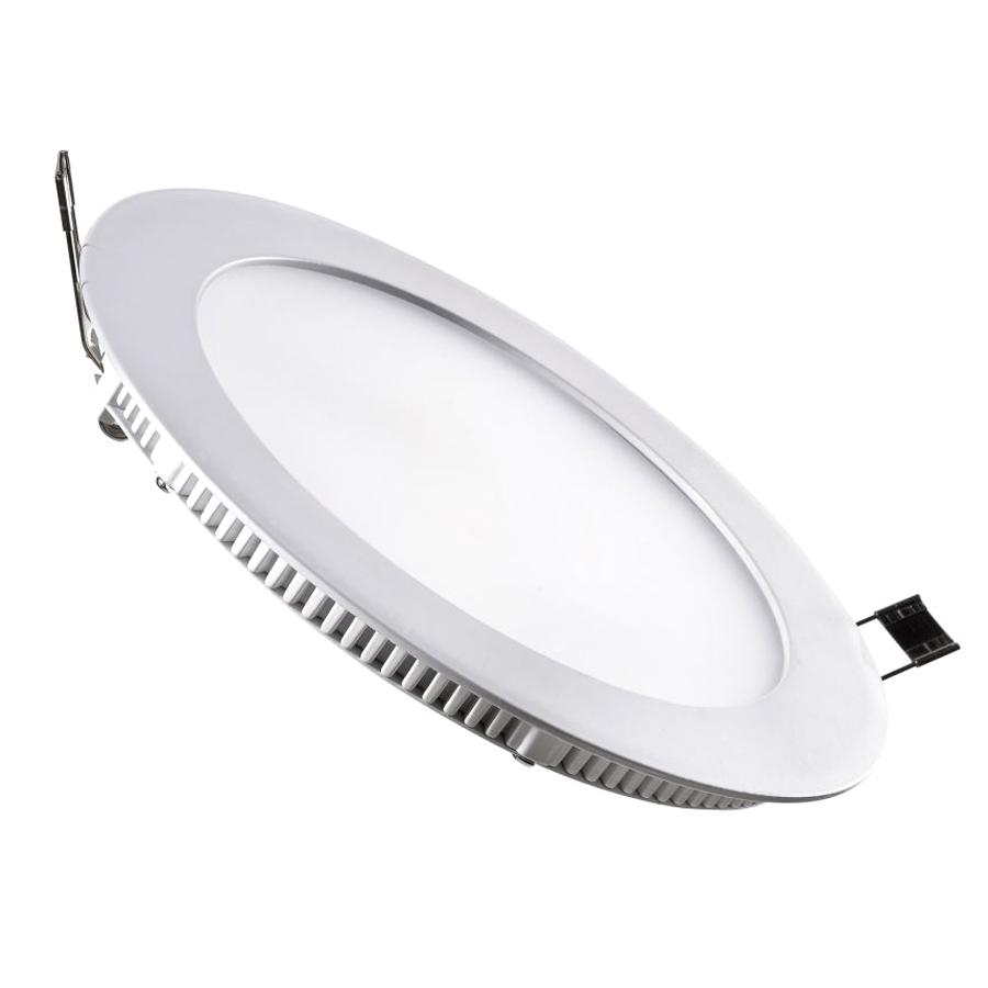 Đèn LED Âm Trần Siêu Mỏng Tròn 6W