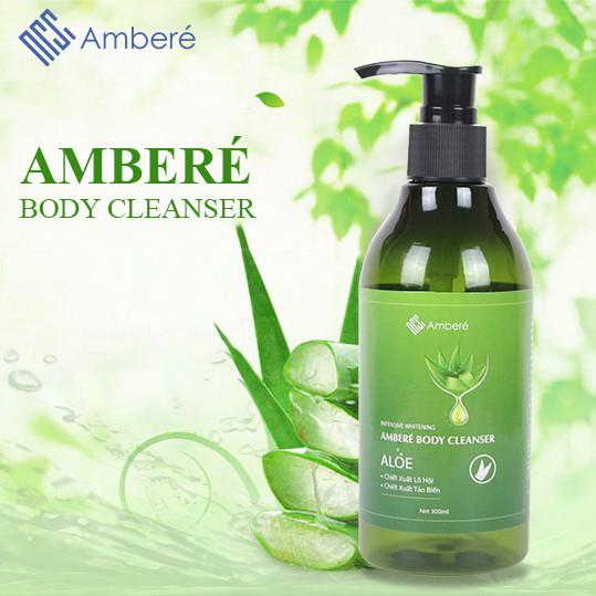 Sữa Tắm Amberé Body Cleanser