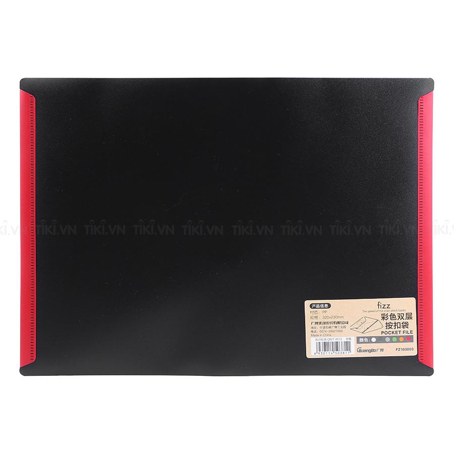 Bìa Nút A4 Guangbo FX103003
