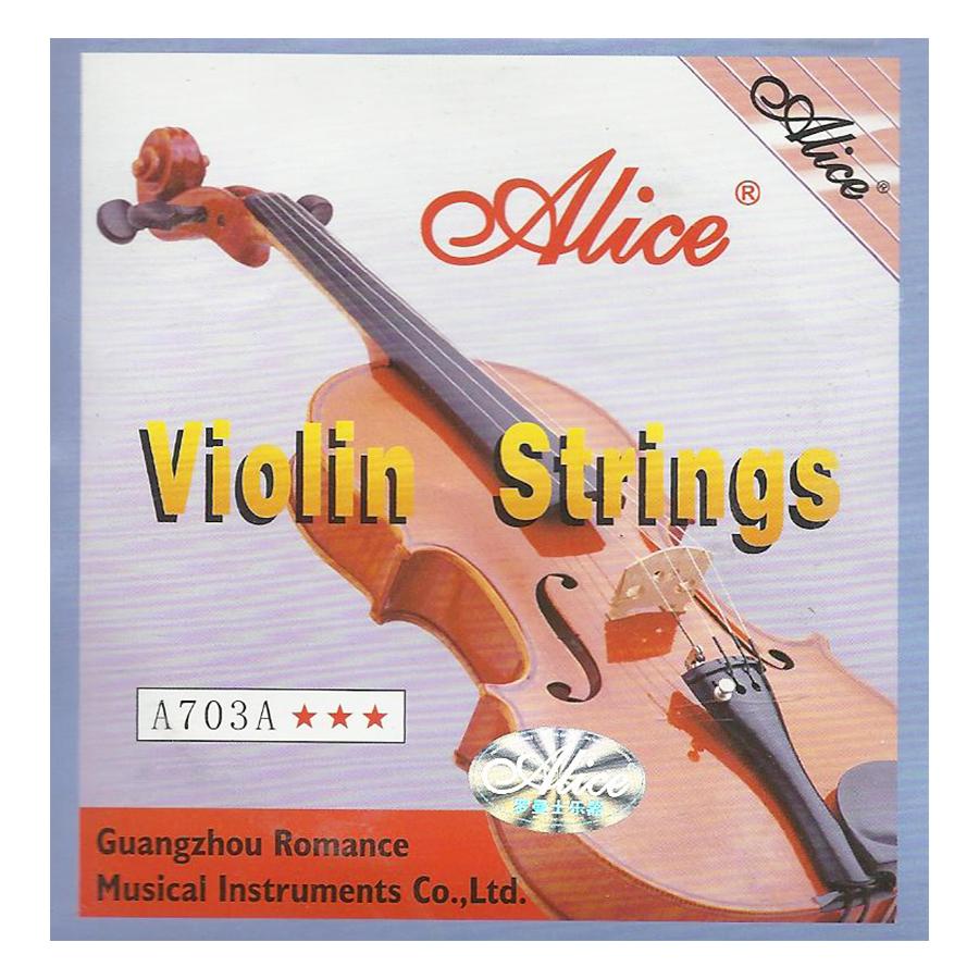 Dây Đàn Violin Phụ Kiện Đàn Violin Alice A703A