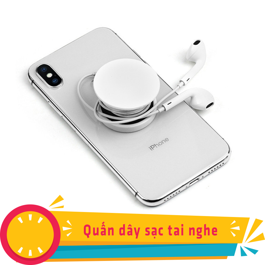 Gía đỡ điện thoại đa năng, tiện lợi - Popsockets - In hình CUTE 10 - Hàng Chính Hãng