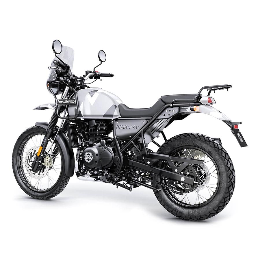 Xe Motor Royal Enfield Himalayan - Xám Camo
