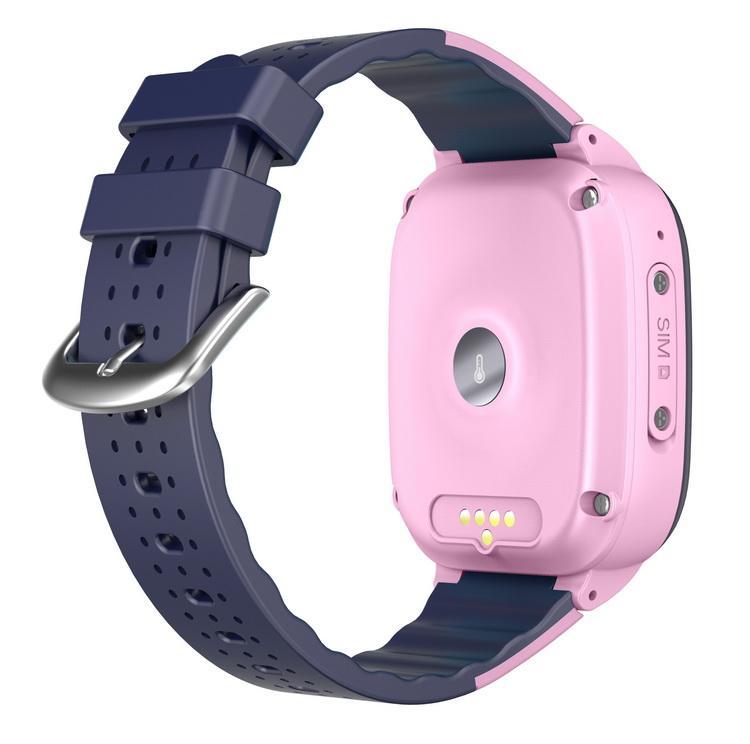 Đồng hồ thông minh trẻ em ecoWATCH S25 4G Video Call (chống nước) - Hàng nhập khẩu